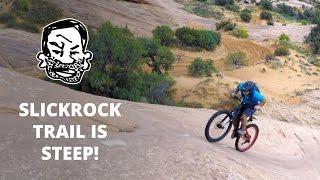 Slickrock MTB Trail - The Most Famous Bike Trail