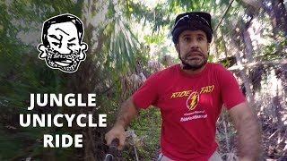 First Off Road Ride - Learning to Unicycle EP5