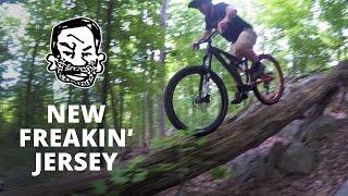 Mountain Biking in New Jersey - The Rock...