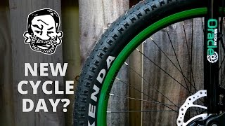New Mountain Cycle day? - Learning To Unicycle EP1