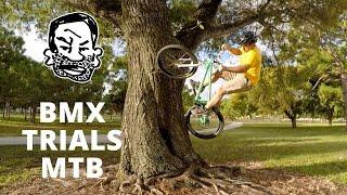 MTB, BMX, & Trials Bikes - Which to choose?
