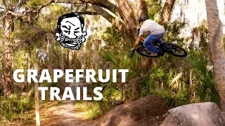 Digging to paradise at Grapefruit MTB Trails