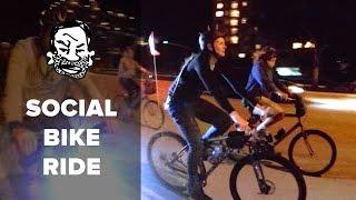 The Wednesday Night Bike Ride