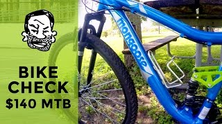 Are Walmart mountain bikes safe?