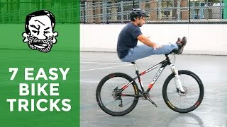 7 bike tricks anyone can do