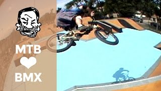 How BMX is good for MTB