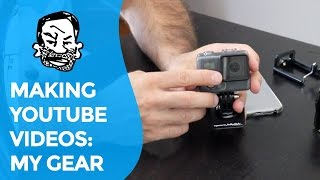 Cheap camera gear for mountain bike videos