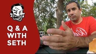 Mountain Biking Q&A - With Seth