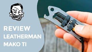 Leatherman's Bike Tool - Mako Ti