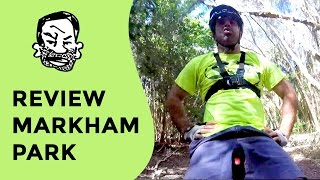 Markham Park MTB trails review