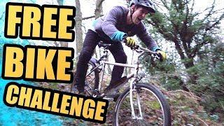 THE FREE BIKE CHALLENGE - PART 1
