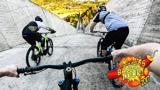 MTB IN MALAGA IS SICK - BANGERS TOUR 2017