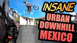MTB IN MEXICO IS INSANE - BANGERS TOUR 2017