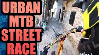 URBAN MTB STREET RACE - MEXICO