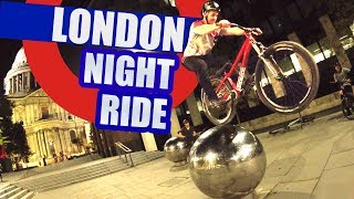 LONDON NIGHT RIDE