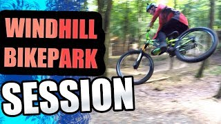 WINDHILL BIKEPARK SESSION