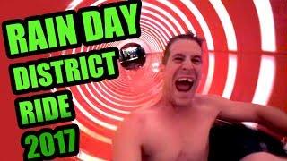 RAIN DAY - DISTRICT RIDE 2017