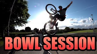 BOWL SESSION - Interactive video 4/5