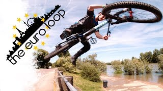 THE EURO LOOP - Across Europe with Sam Pilgrim