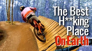 Is Highland the best mountain bike park in the...