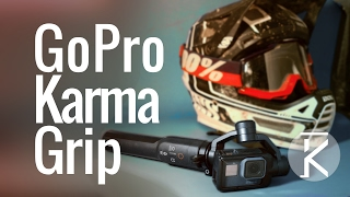 How to Mount the GoPro Karma Grip For Mountain...