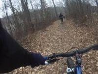 Alain, Rodel and LAnz in Devon Trails