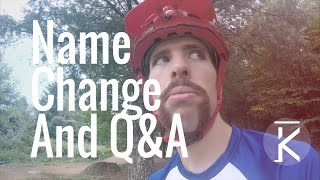 Channel News, name change, T-shirts, Q&A...