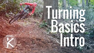 Introduction to MTB turn techniques | MTB...