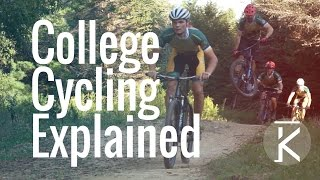 Scholarships to race bikes in college?...