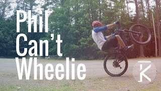 Confessions: I can't wheelie a bike | Skills...