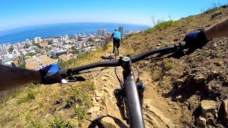 WILD & ROCKY RIDING ABOVE CAPE TOWN |...
