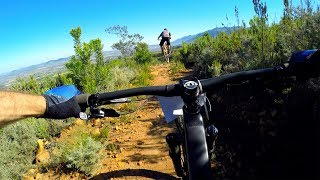 SHREDDING SOUTH AFRICAN WINE COUNTRY |...