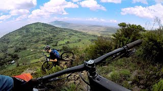 WE'RE NOT LOST IN AFRICA | Mountain Biking in...