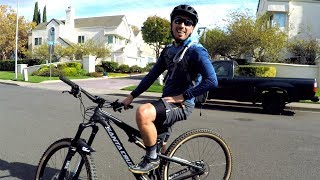 My first group ride | Mountain Biking Vallejo...