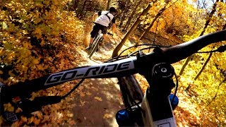 GIVE IT THE BEANS! | Mountain Biking with MTB...