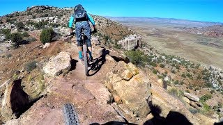 MY KIND OF CROSS COUNTRY | Chasing Epic in Moab