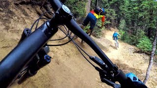 BETTER THAN DOWNIEVILLE? | Mountain biking Mt....