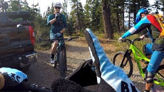 SHUTTLING THE LOST SIERRA | Mountain Biking...