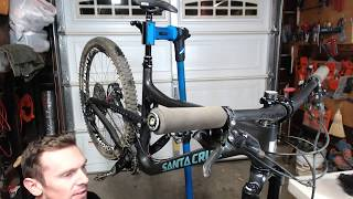 Rockhopper Enduro Bike Maintenance