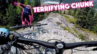 THE RAZOR'S EDGE | Mountain Biking near...