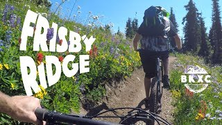 BACK IN CANADA ???????? Mountain Biking Frisby...