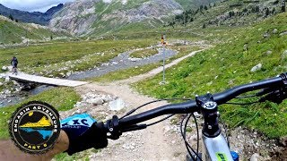 LOCAL FLAVOR | Mountain Biking Bernina to...