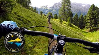 FINDING FLOW IN ST. MORITZ | Mountain Biking...