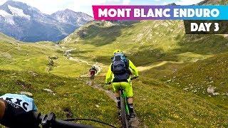 MOUNTAIN BIKE HEAVEN | Ben Jones Mont Blanc...
