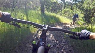 THE BAY AREA'S BEST? Mountain biking Annadel...