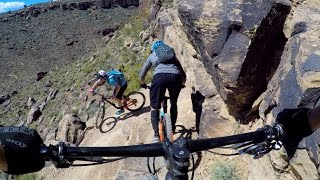 THE SCARIEST SWITCHBACK | Chasing Epic in St....