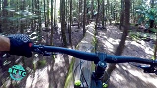 ATLAS STOKED | Mountain Biking Blue Derby,...