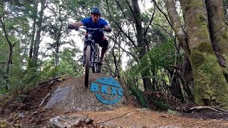 Hitting the Blue Tier descent with Vertigo MTB...