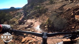 Sampling some sweet Sedona singletrack