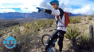 Mountain Biking the Cowboy Trails in Las Vegas